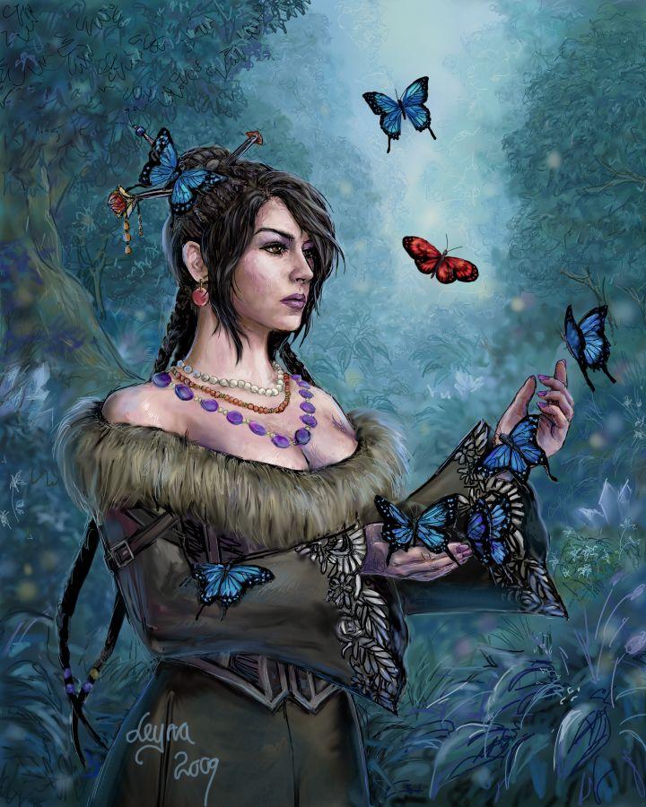 Butterfly of Ill Omen